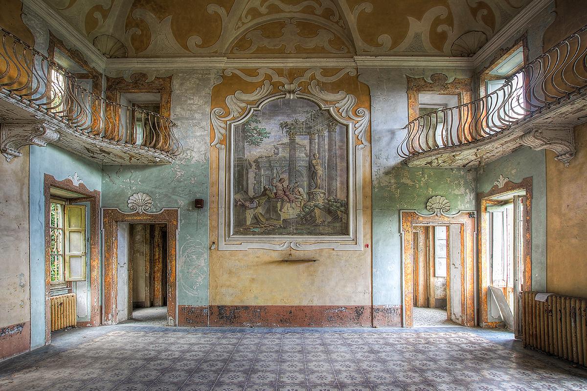 Der Saal