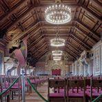 Der Sängersaal auf der Wartburg