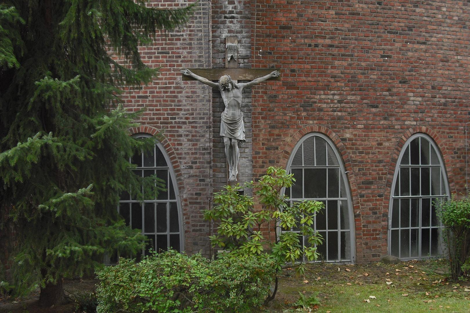 Der Sakristeihof