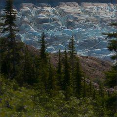 der salmon gletscher