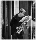 Der Saxophonist II