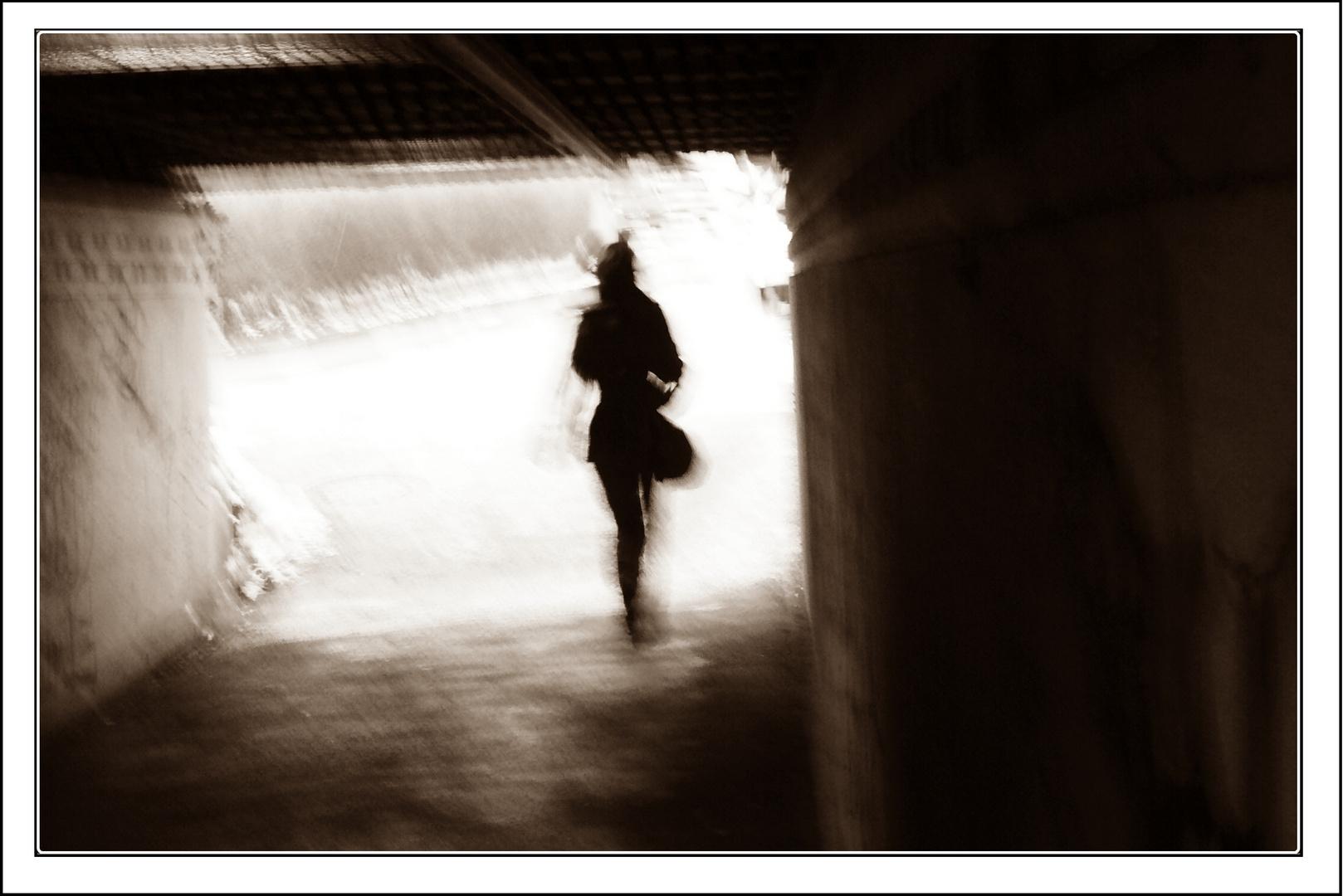 Der Schatten meiner Träume.
