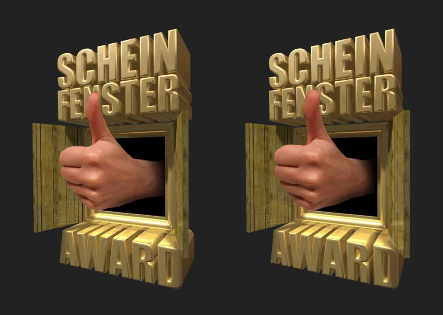 Der Scheinfenster Award - Teil 1 (Geschlossen!!!)