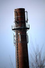 Der schiefe Turm... von der alten Ziegelei ;)