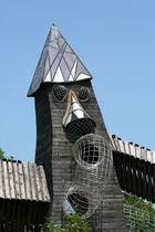 Der schiefe Turm von St.Magareten (Familypark Neusiedlersee )