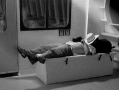Der schlafende Fotograf