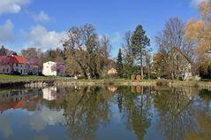 Der Schmarlteich in Bad Doberan