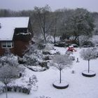 Der Schnee hat etwas zauberhaftes, nicht wahr?!