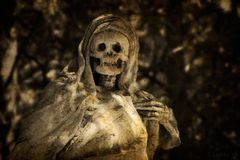 Der Schnitter Tod ohne Sense