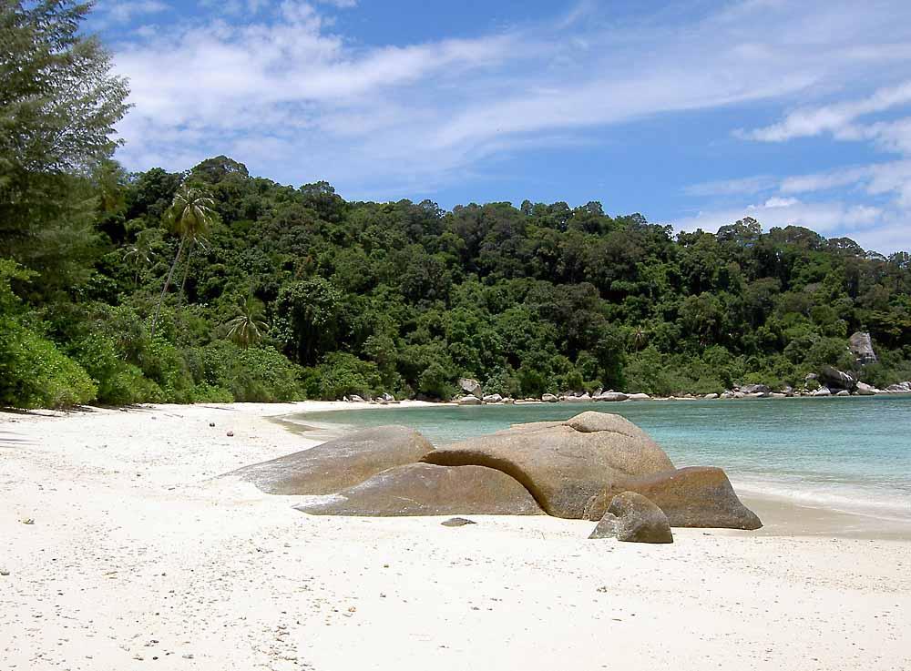 der schönste Strand auf dem ich je war