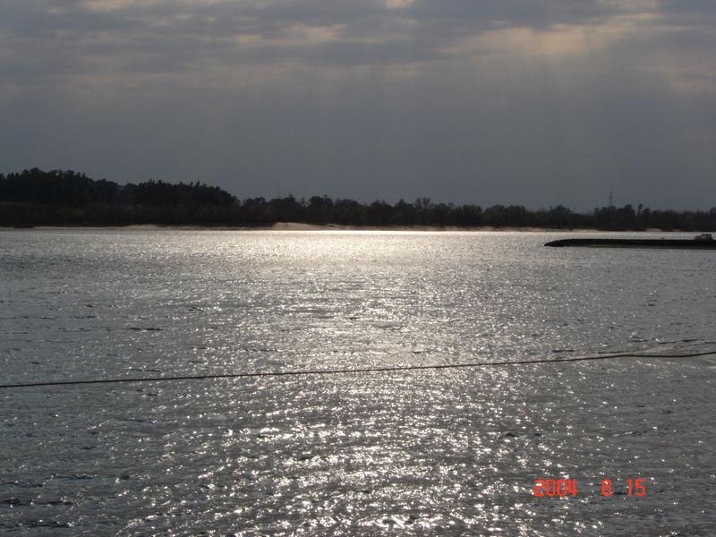 Der schwarze Fluss ( rio negro)