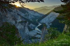 Der Schweizer Canyon - DRI