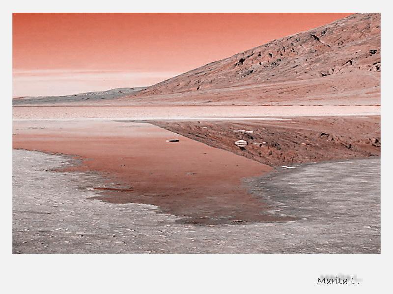 Der See der Wüste