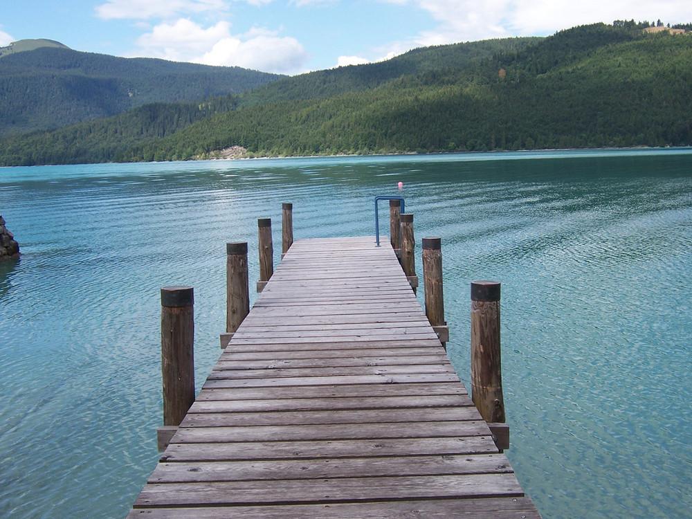 Der See ruft !