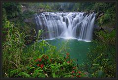 Der Shifen Wasserfall