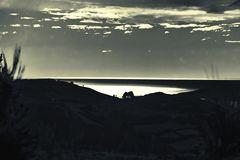 ... der Silberstreif am Horizont ...