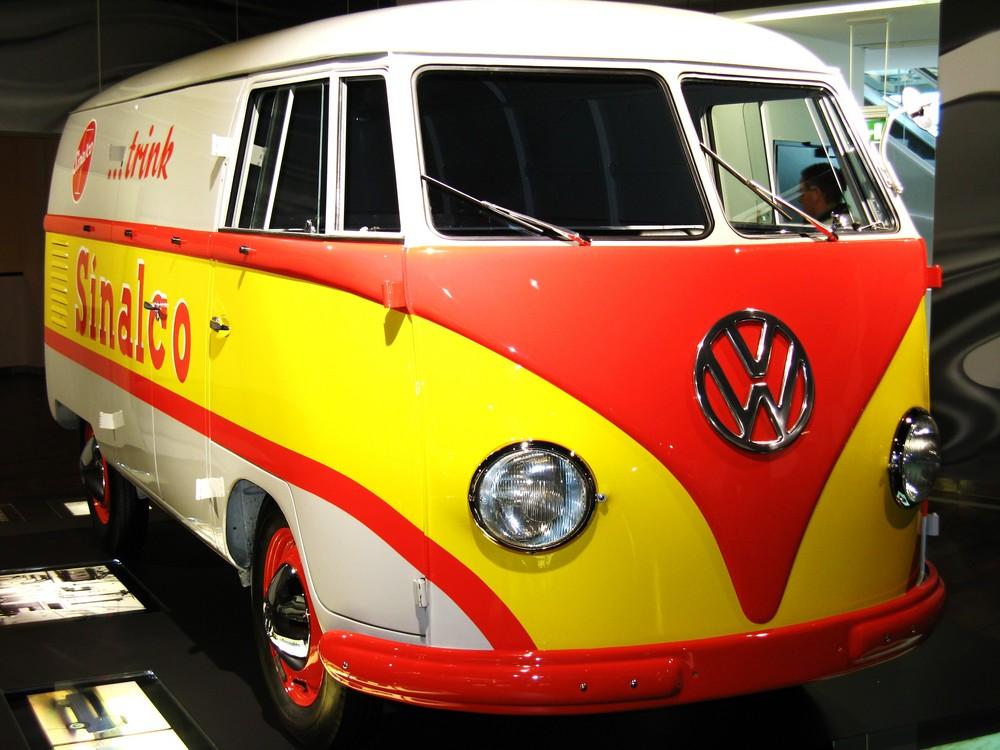 der Sinalco Bus... der Sinalco Bus....