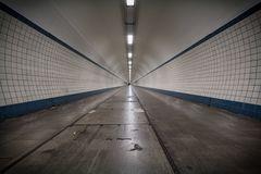 der Sint-Annatunnel...