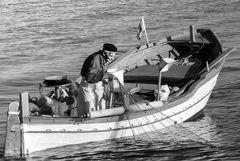 Der sizilianische Fischer
