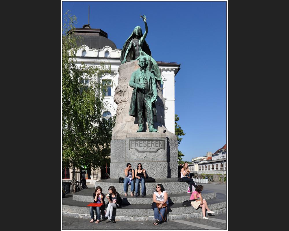 Der slowenische Goethe