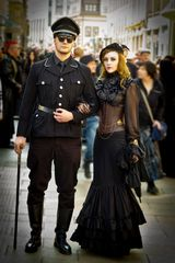 Der Soldat und sein Mädchen