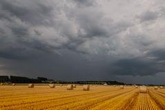 Der Sommer geht mit Gewittern zu Ende