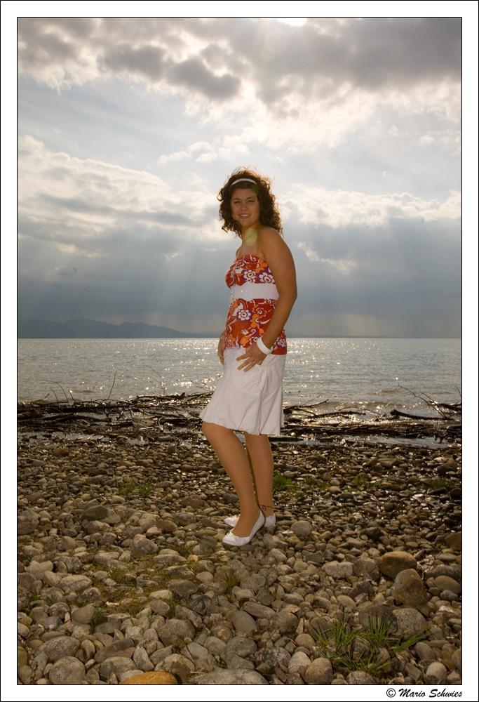 Der Sonnenschein vom Bodensee