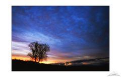 Der Sonnenuntergang