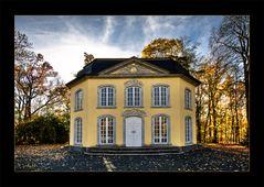 Der Sophienpavillon...