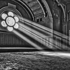 Der Speisesaal in Beelitz in sw