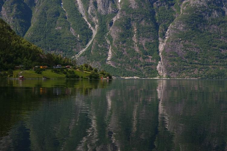 Der Spiegel des Berges...
