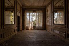 der Spiegelsaal...