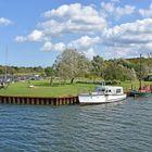 Der Sportboothafen vom Schnatermann