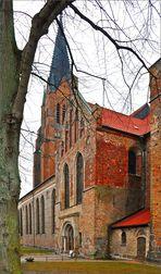 Der St.-Petri-Dom in Schleswig
