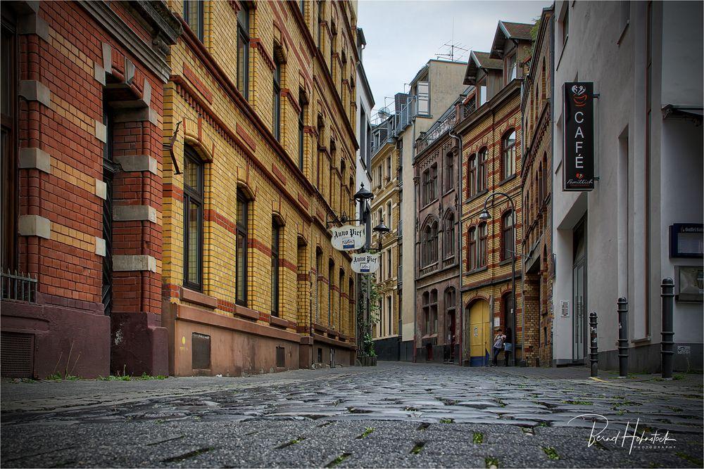 Der Stavenhof zu Köln ...
