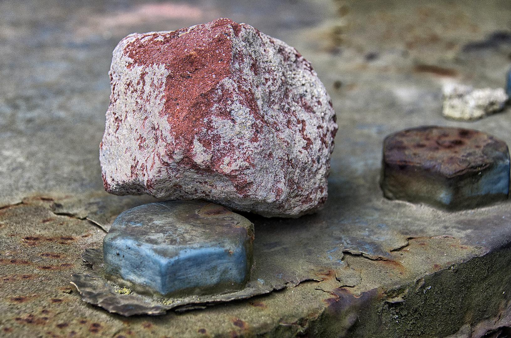 Der Stein des Anstoßes...!