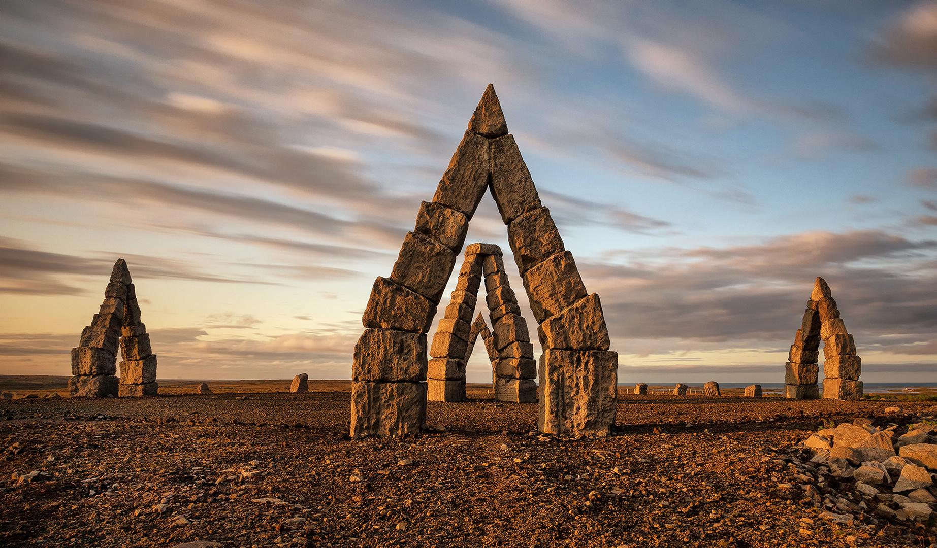 Der Steinkreis der Moderne