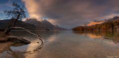 Der stille Bergsee