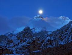 Der strahlende Mond!