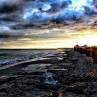 Der Strand von Fehmarn