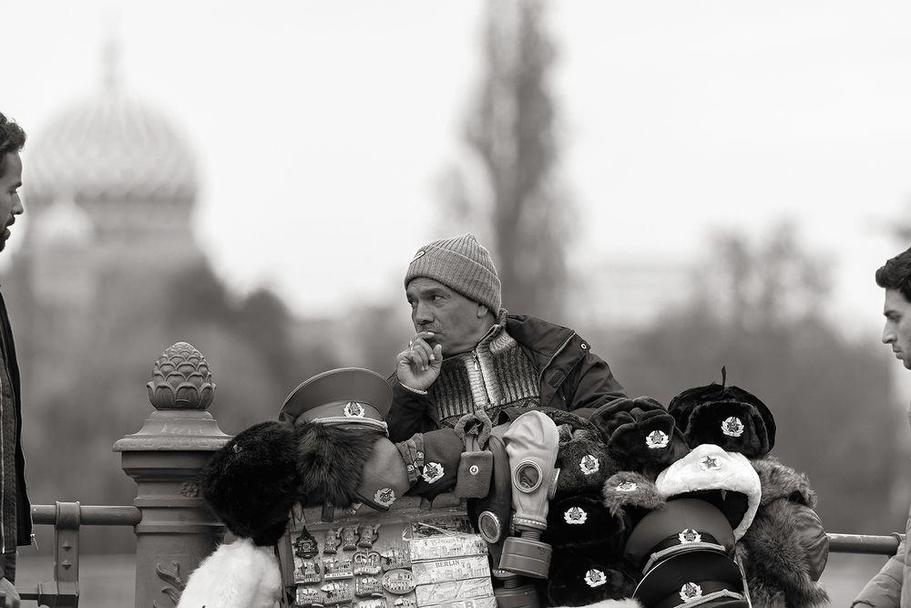 Der Straßenverkäufer I