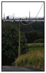 Der Strom kommt vom Horizont......