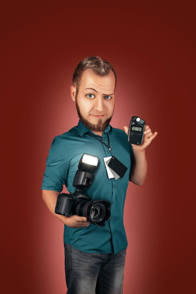 - Der Studiofotograf -