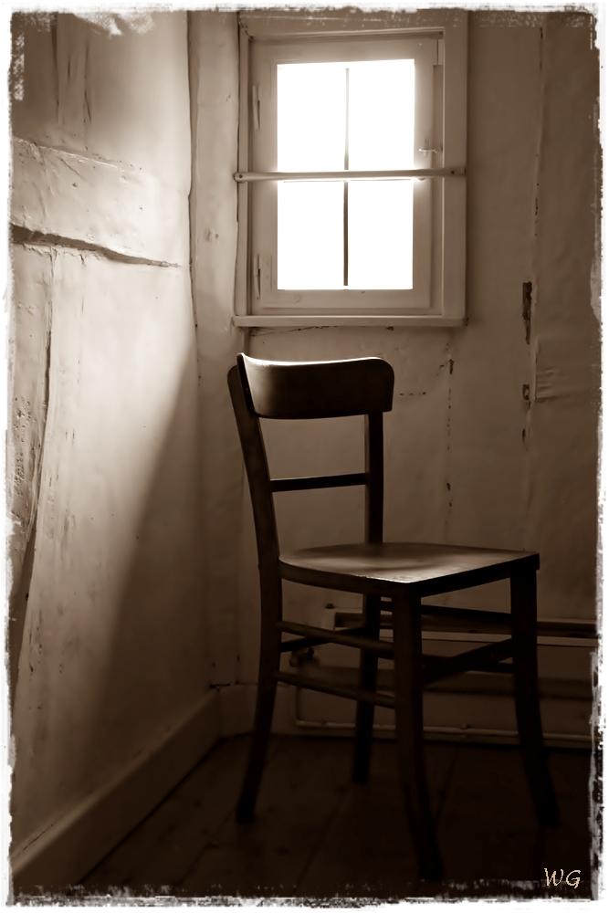 ....der Stuhl