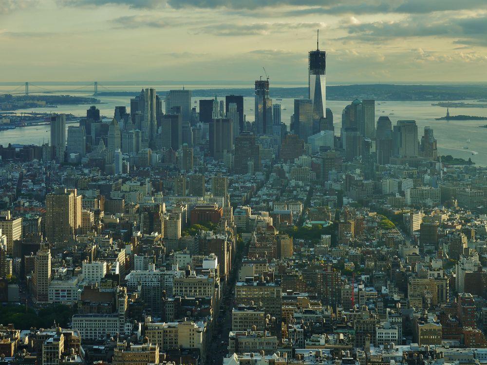 der Süden Manhattans