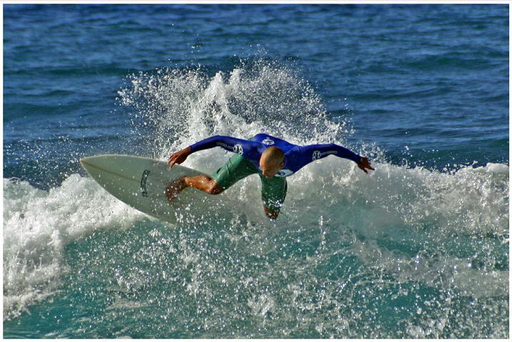 - Der Surfer -