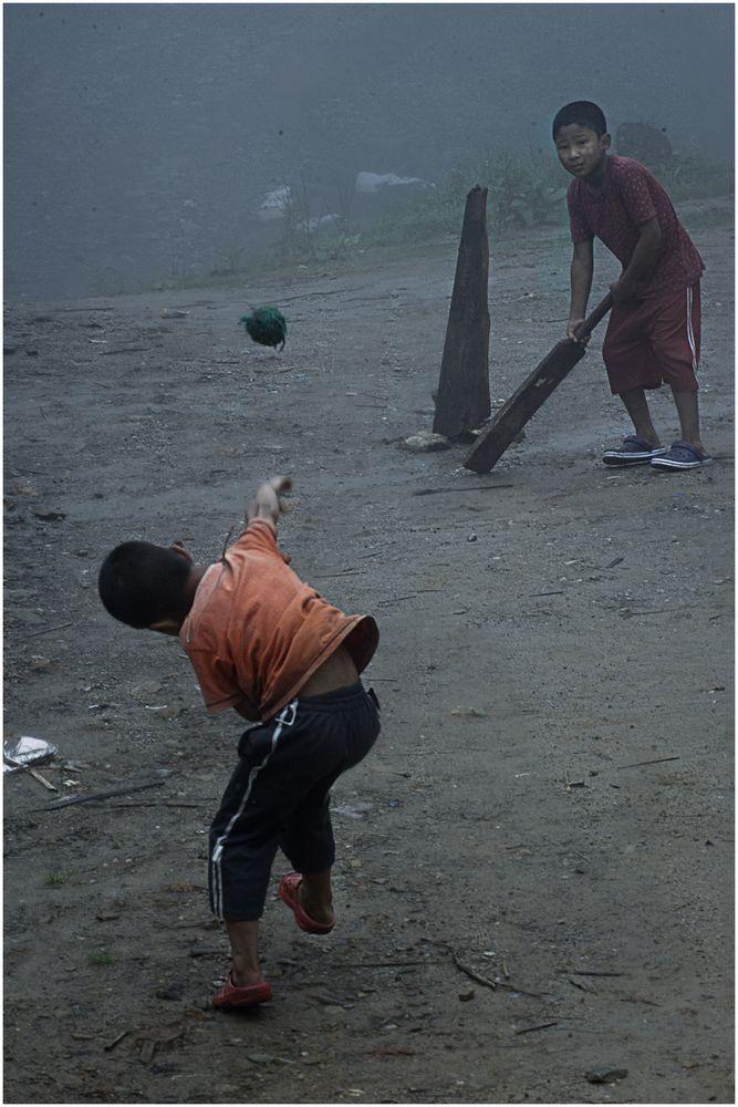 der Tag, als ich das Unmögliche schaffte und Cricket zu verstehen begann...