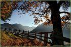 Der Tag beginnt im Seewigtal