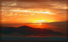 Der Tag beginnt- Mt.Kelimutu-Flores/Indonesia...