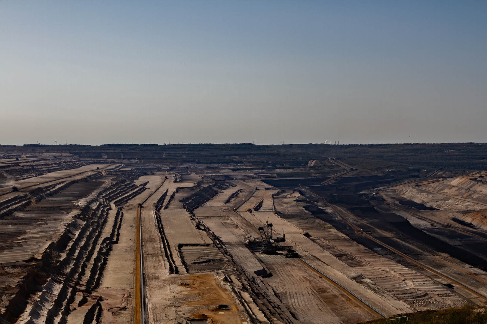 Der Tagebau Hambach